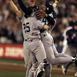 1998 World Series by Al Bello