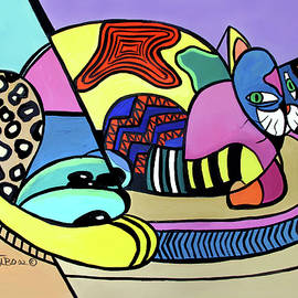 A Cat Named Picasso by Anthony Falbo