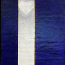 Ascending Heart by James Lanigan Thompson MFA