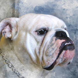Bulldog by Marvin Blaine