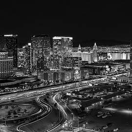 Las Vegas Luxor Sky Beam by Susan Candelario