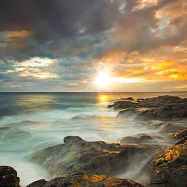 Maui Seascape by James Roemmling