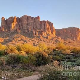 Sean Griffin - Superstition Mountains
