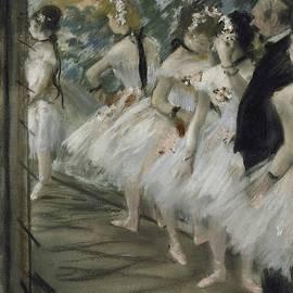 Edgar Degas - The Ballet