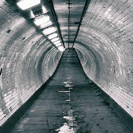 Martin Newman - The Tunnel