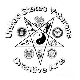 Us Veterans Creative Arts by Bill Richards