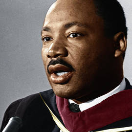 Martin Luther King Jr. by Granger