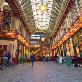 Leadenhall Market by Martin Newman