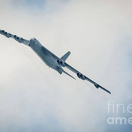 The Boeing B-52 Stratofortress by Rene Triay Photography