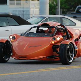 3 Wheel Vehicle by TJ Baccari