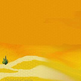 3026 A - Desert Summer Heat by Irmgard Schoendorf Welch