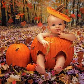 Pumpkin Baby by Patti Deters