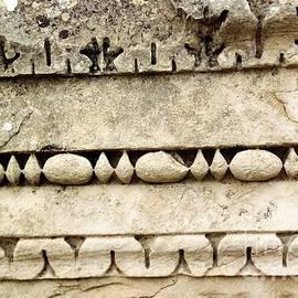 Stones And Reliefs Thuburbo Majus by Angelika GAIGL