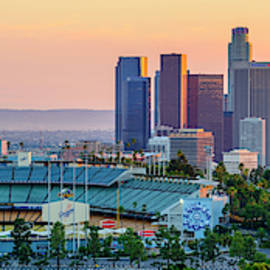 Dodgers Los Angeles by Radek Hofman