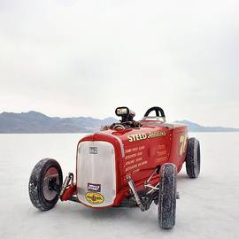76, the Sadd, Teague and Bentley Roadster by Andy Romanoff