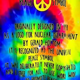 Peace  by Ed Weidman