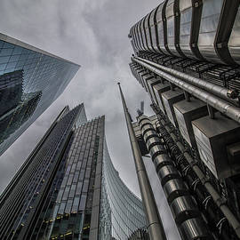 London Architecture by Martin Newman