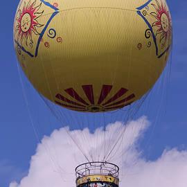 A Balloon Safari, San Diego Zoo Safari Park, CA, USA by Derrick Neill
