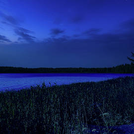 A Beautiful Night In The Archipelago by Johanna Hurmerinta