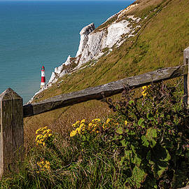 A Cliff Top Walk by Chris Lord