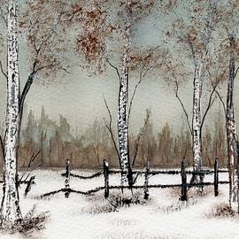 James Michael Johnson - A Country Winter