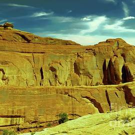 A day spent at Arches by Jeff Swan