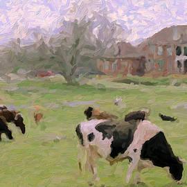A Gentleman Farmer by David Zimmerman