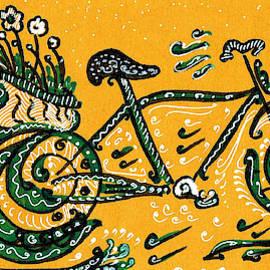 A Happy Ride In Your Dreams by Satarupa Banerjee