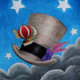 A Hat In The Sky by Matt Konar