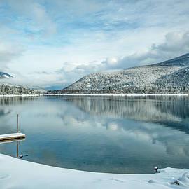 Joy McAdams - Winter On The Lake