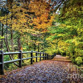 A Leisurely Hike by Deborah Klubertanz