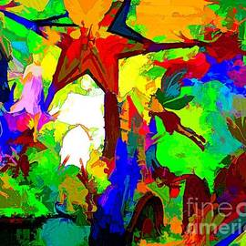A little Abstract For The Imagination by Debra Lynch