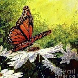 A Monarch's Beauty by Hazel Holland