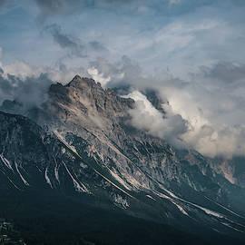 A new day in Dolomites by Jaroslaw Blaminsky