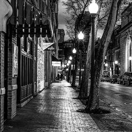 A Night Time Stroll by SC Shank