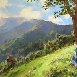 A Novel Landscape by Steve Henderson