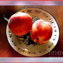 A Peachy Kind Of Summer by Debra Lynch