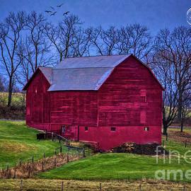 Janice Pariza - A Pennsylvania Landscape