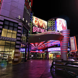 A Planet Hollywood Las Vegas Resort and Casino by Derrick Neill