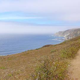 A Point Reyes Walk by Kim Wilder Hinson