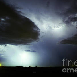 A power surge in the clouds by Jeff Swan