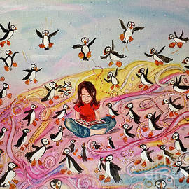 A Puffin Kind of Day  by Patty Donoghue