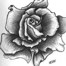 A Single Rose by Marissa McAlister