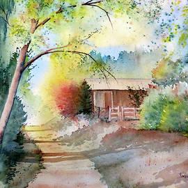 A Sunny Path by Janice Sobien