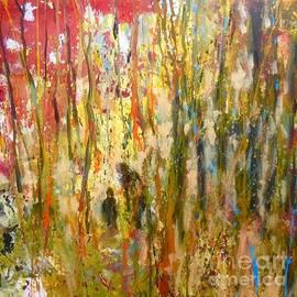 A walk in the woods by Lorraine Danzo
