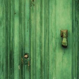 A Whimsical Door Found In Sete, Occitanie by Marcus Dagan
