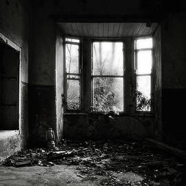 Abandoned Room by James Clancy