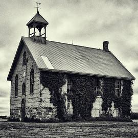 Abandoned Schoolhouse by Garvin Hunter