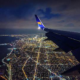 Above Chicago by Randy Scherkenbach