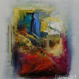 Abstract #3 by George Peebles